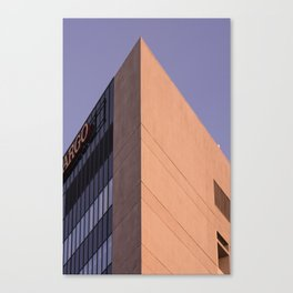 Great Pyramid of Wall St. Canvas Print