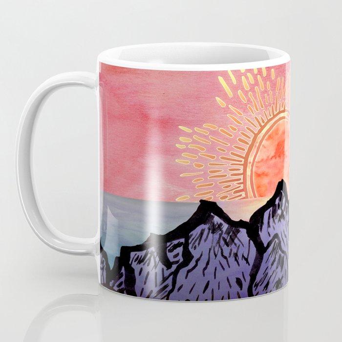 Royal Sunset Coffee Mug