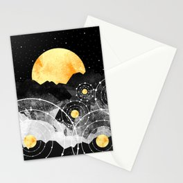 Stars of the galaxy Stationery Cards