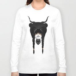 Bear Warrior Long Sleeve T-shirt