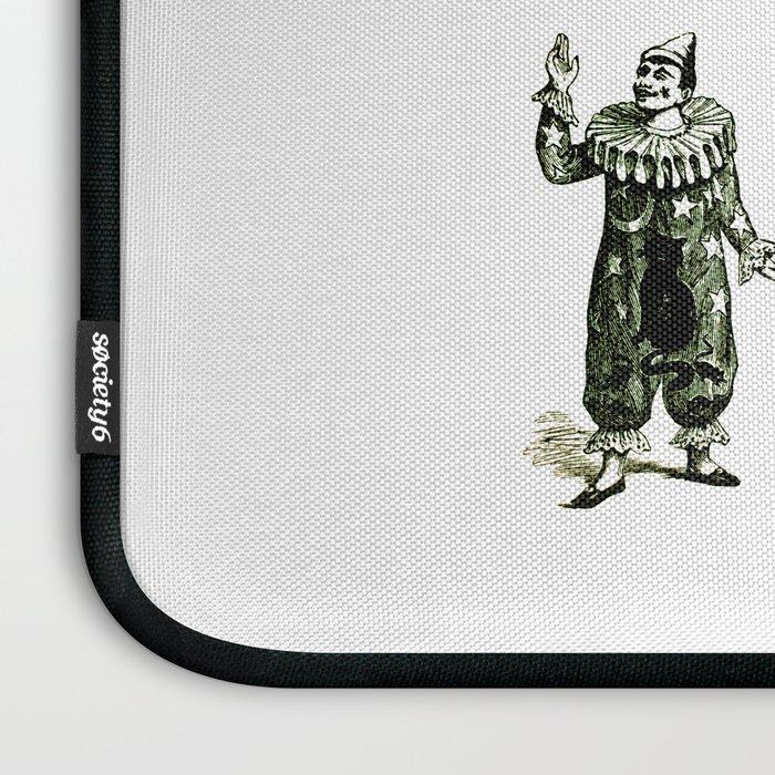 Antique Clowns Laptop Sleeve