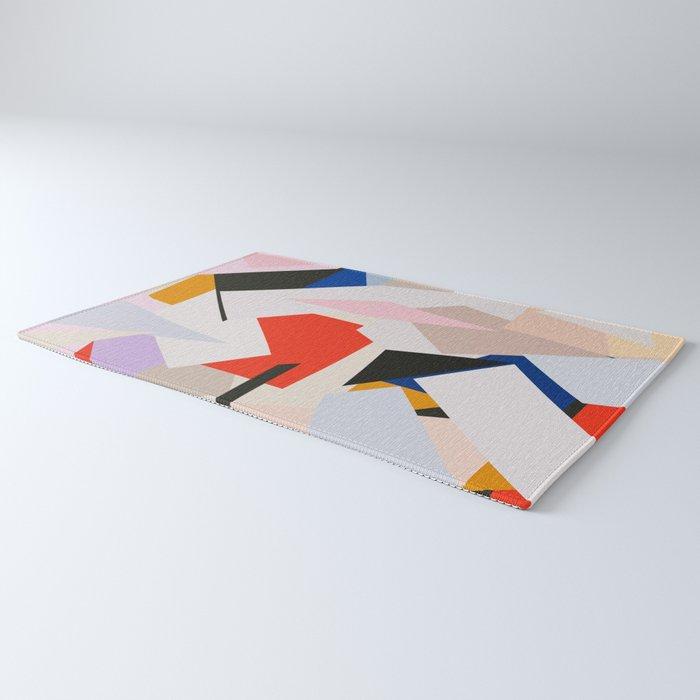 Abstract 41 Rug