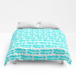 Make Waves Comforters