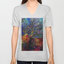 Brandywine Tree Unisex V-Neck