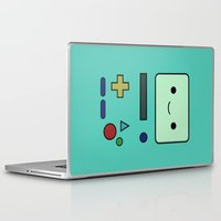 bmo Laptop & iPad Skins featuring BMO by Expired Kimchi