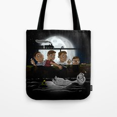 Stand By E.T. Tote Bag