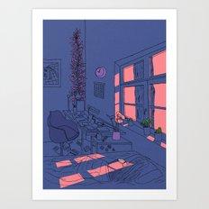 Arte Nº 5 Art Print