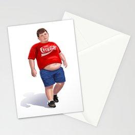 Enjoy Coke Stationery Cards