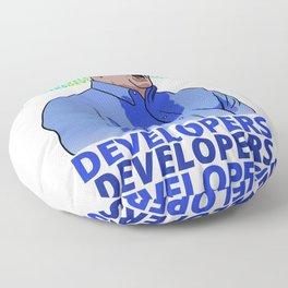 Steve Ballmer: Developers Developers! Floor Pillow