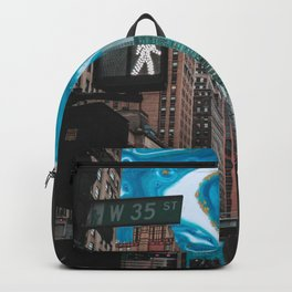 new york baby  Backpack