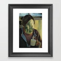 Vapours Framed Art Print