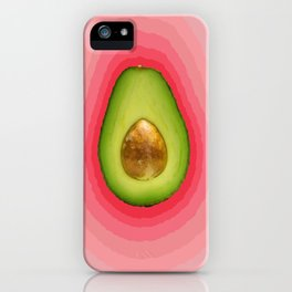 AvoPussy iPhone Case