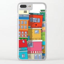 Favela Clear iPhone Case