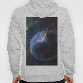 Hubble Space Telescope - The Bubble Nebula Hoody