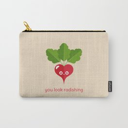 You Look Radishing Carry-All Pouch