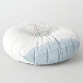 Twig Tree - Serenity Floor Pillow