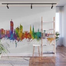 Vienna Austria Skyline Wall Mural