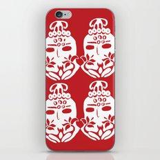 oval iPhone & iPod Skin
