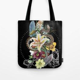 Tough and Tender Magic Design Tote Bag