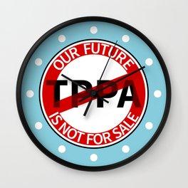 TPPA Wall Clock
