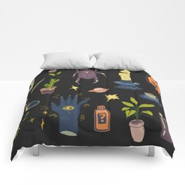 May Flash Sheet Witching Hour Comforters