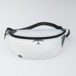 AEROPLANE - AIRCRAFT - AIRPLANE - PHOTOGRAPHY Fanny Pack