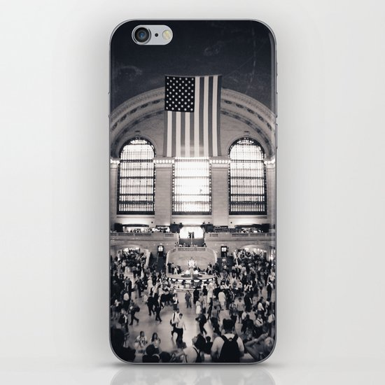 Grand Central Station iPhone & iPod Skin