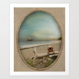 Storytale of Adventure Art Print