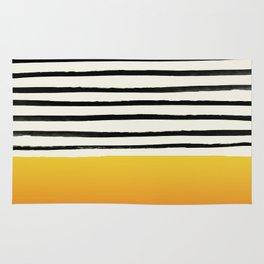Sunset x Stripes Rug
