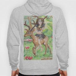 Deer Girl Hoody