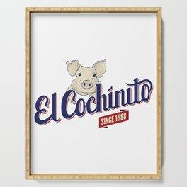 El Cochinito Orginal Serving Tray