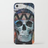 indian iPhone & iPod Cases featuring Indian by Guilherme Rosa // Velvia