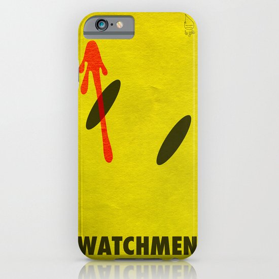 Watchmen - The Comedian iPhone & iPod Case