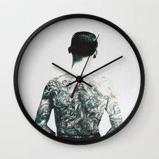 1929 Wall Clock