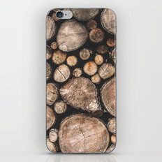 The Spirit of the Trees iPhone & iPod Skin