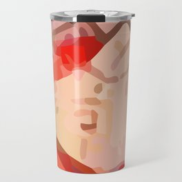 Crackle #8 Travel Mug