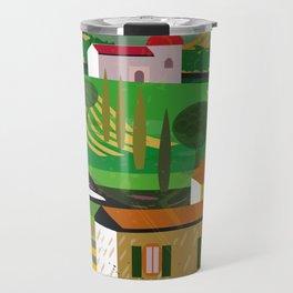 Farm House Travel Mug