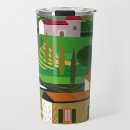 Farm House Travel Mug