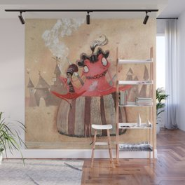 Marie Grenouille Wall Mural