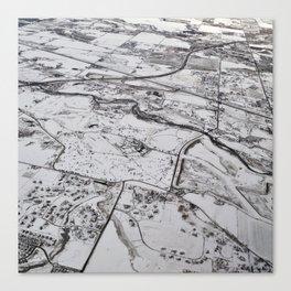 Earth III Canvas Print