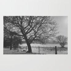 A Winter Tree Rug