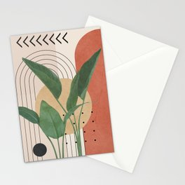 Nature Geometry V Stationery Cards