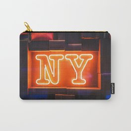 Neon NY Carry-All Pouch