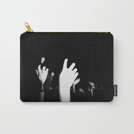 Hands In The Air Carry-All Pouch