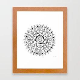 Calma Framed Art Print