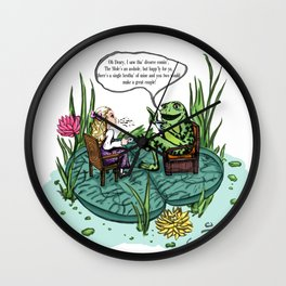 Tommelise Wall Clock