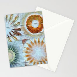 Semicynically Naked Flowers  ID:16165-045425-04611 Stationery Cards