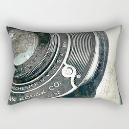 retrospect Rectangular Pillow