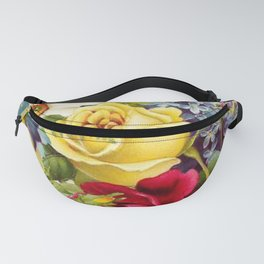 flowers profusion Fanny Pack