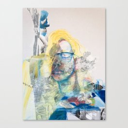 Changes II Canvas Print